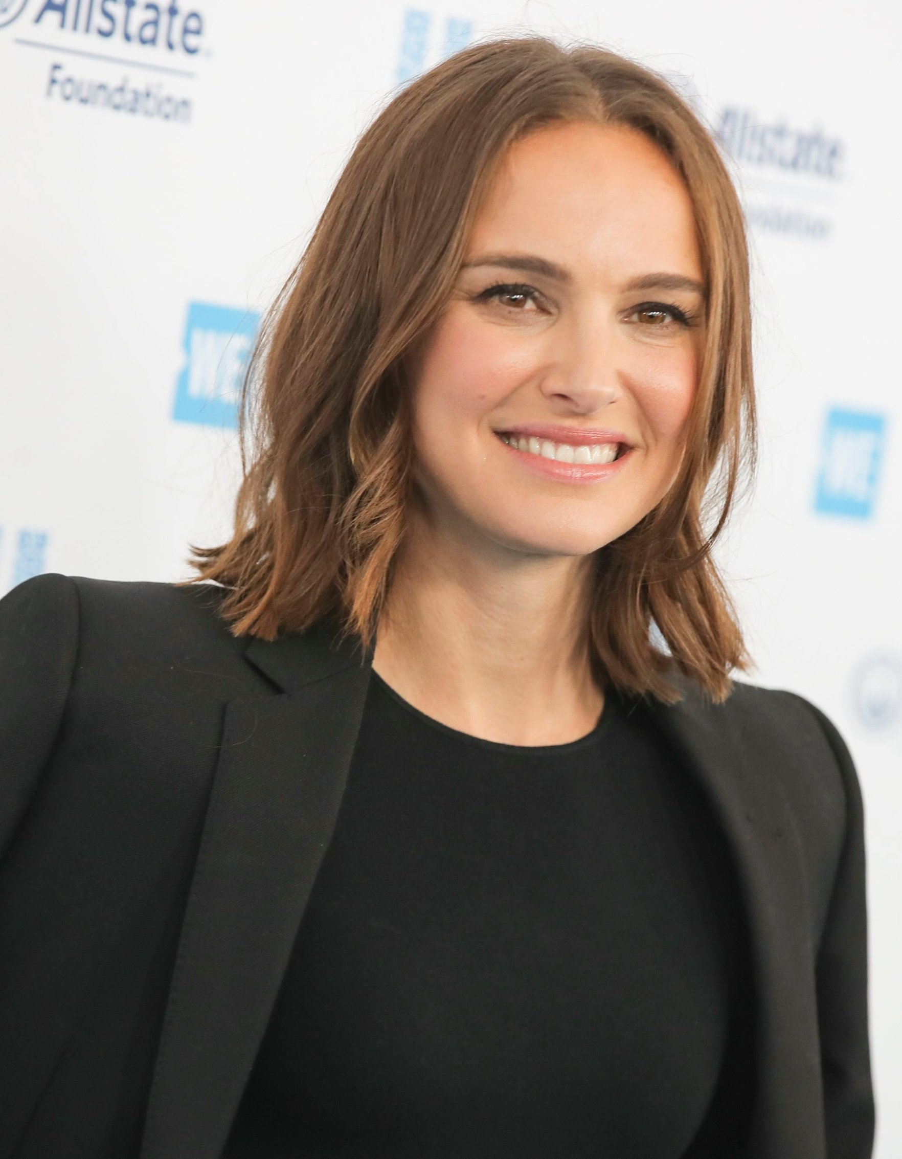 Natalie Portman WE Day California, Arrivals, The Forum, Los Angeles, USA - 25 Apr 2019, Image: 428356067, License: Rights-managed, Restrictions: , Model Release: no, Credit line: Profimedia, TEMP Rex Features