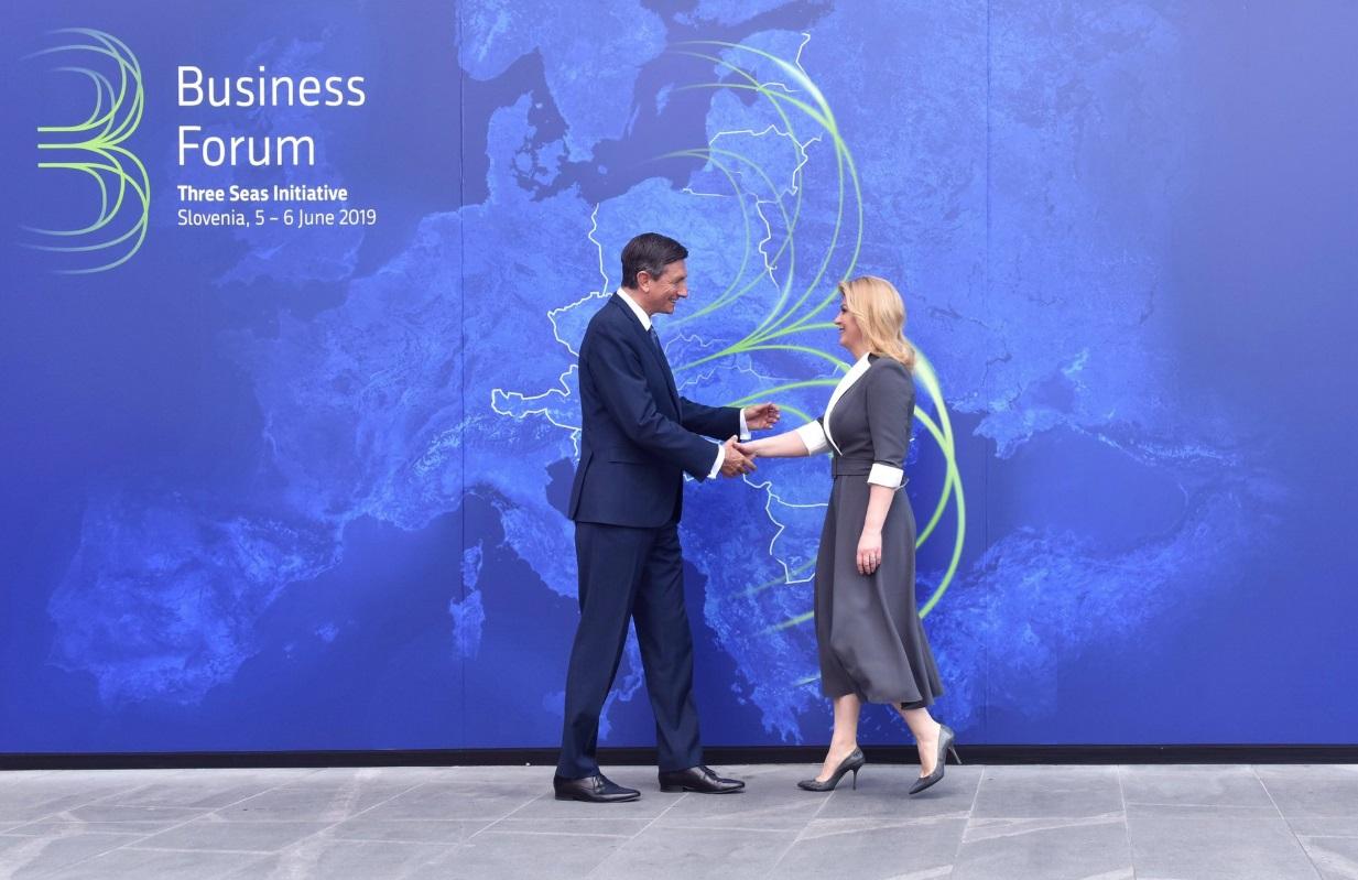 Borut Pahor i Kolinda Grabar-Kitarović
