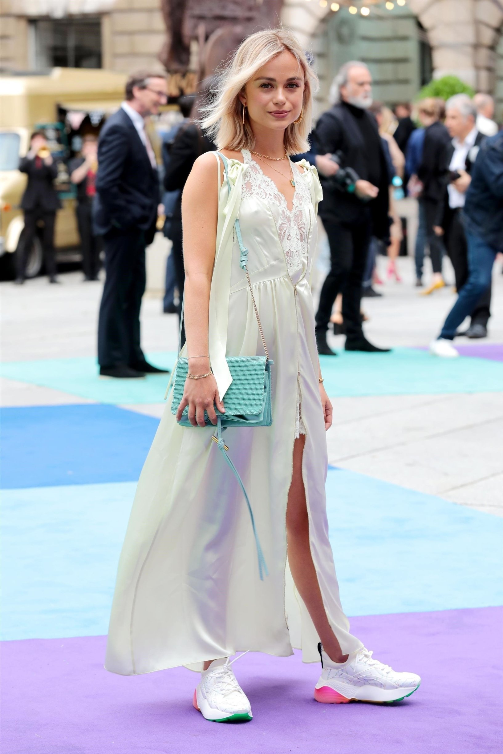 LONDON, UNITED KINGDOM  - Celebrities attend the Royal Academy of Arts Summer exhibition preview party at Royal Academy of Arts, London, UK.  *UK Clients - Pictures Containing Children Please Pixelate Face Prior To Publication*, Image: 443299236, License: Rights-managed, Restrictions: , Model Release: no, Credit line: Profimedia, Backgrid UK