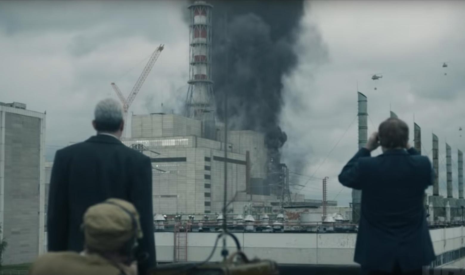 Isječak iz serije HBO-a 'Chernobyl'