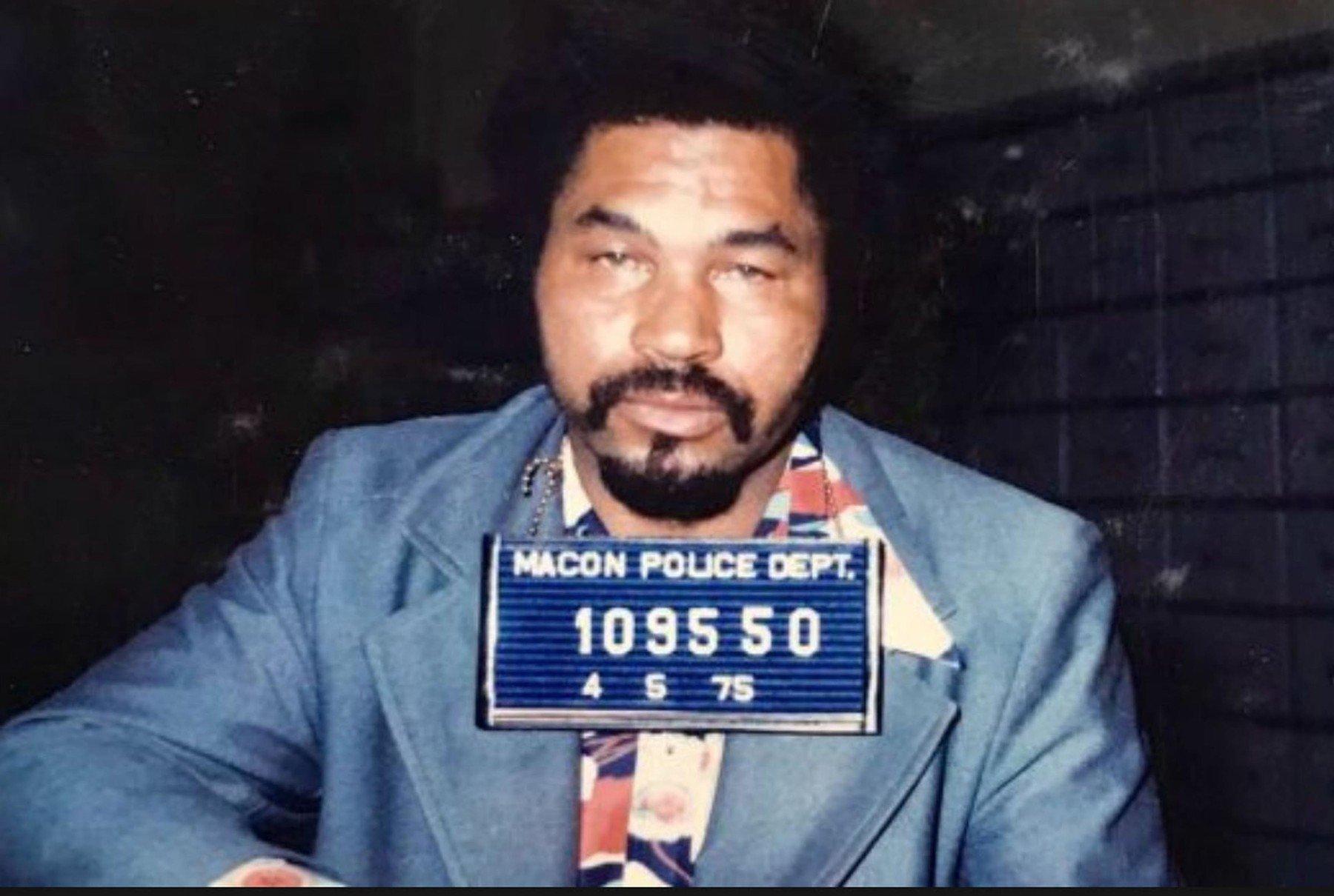 Samuel Little, policijska fotografija, 1975.