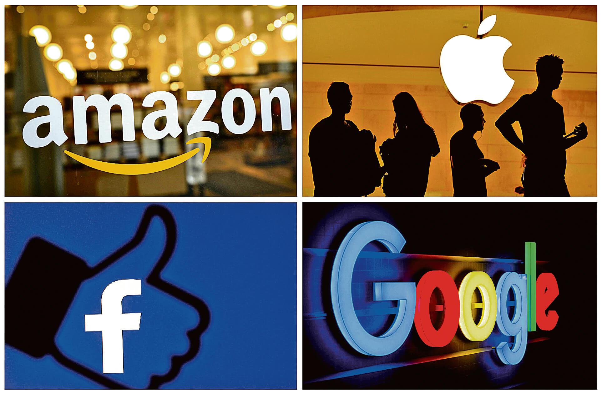 Ilustracija, logotipovi korporacija