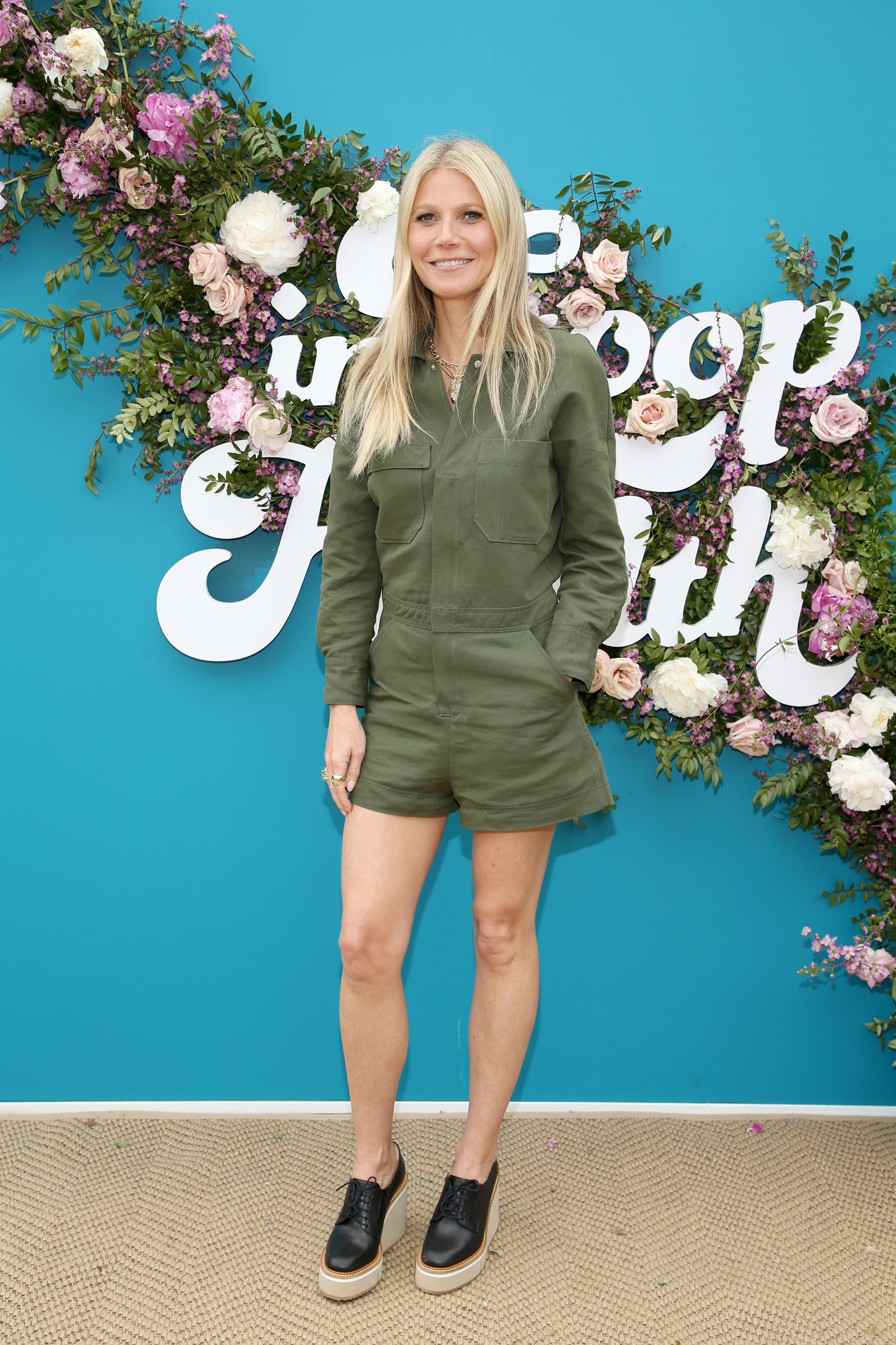 LOS ANGELES, CALIFORNIA - MAY 18: goop CEO Gwyneth Paltrow attends In goop Health Summit Los Angeles 2019 at Rolling Greens Nursery on May 18, 2019 in Los Angeles, California. (Photo by Phillip Faraone/Getty Images for goop)