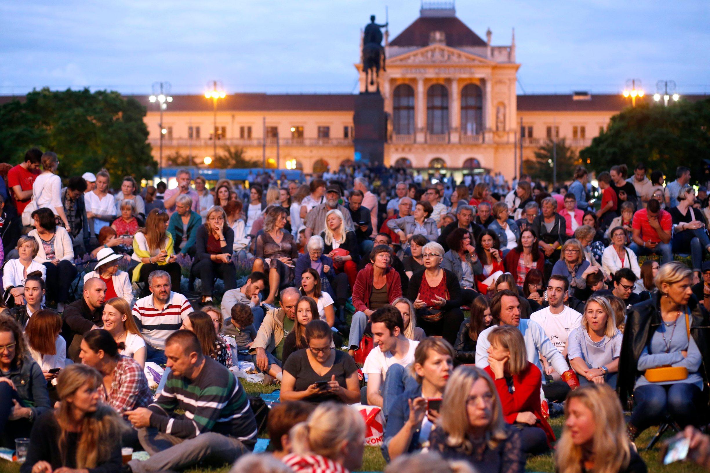Ilustracija: Zagreb