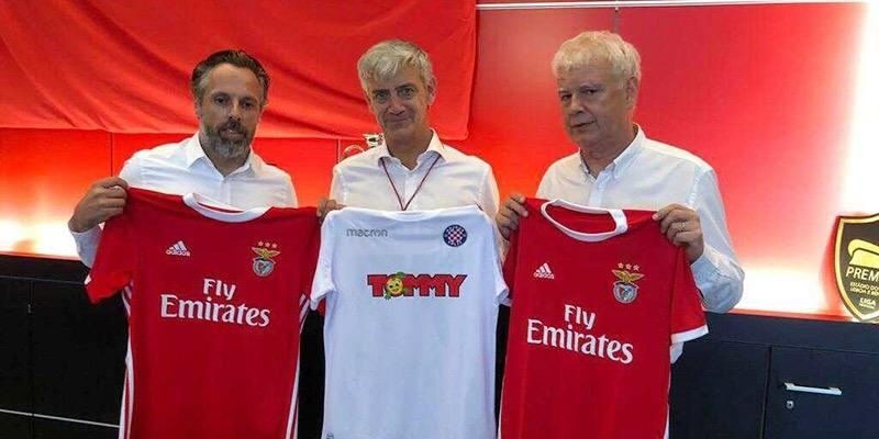 Benfica - Hajduk dogovor