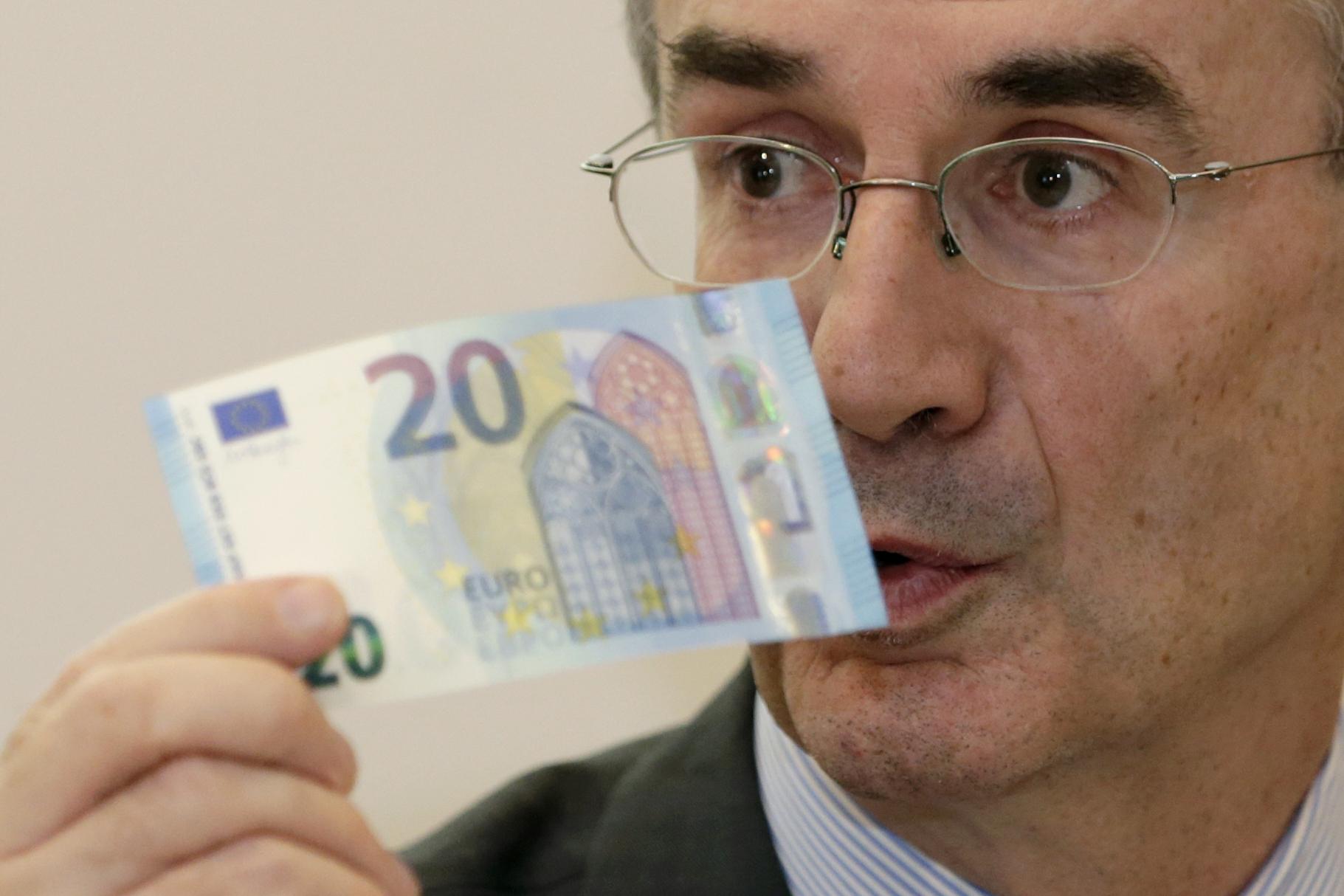 Francois Villeroy de Galhau, guverner francuske središnje banke