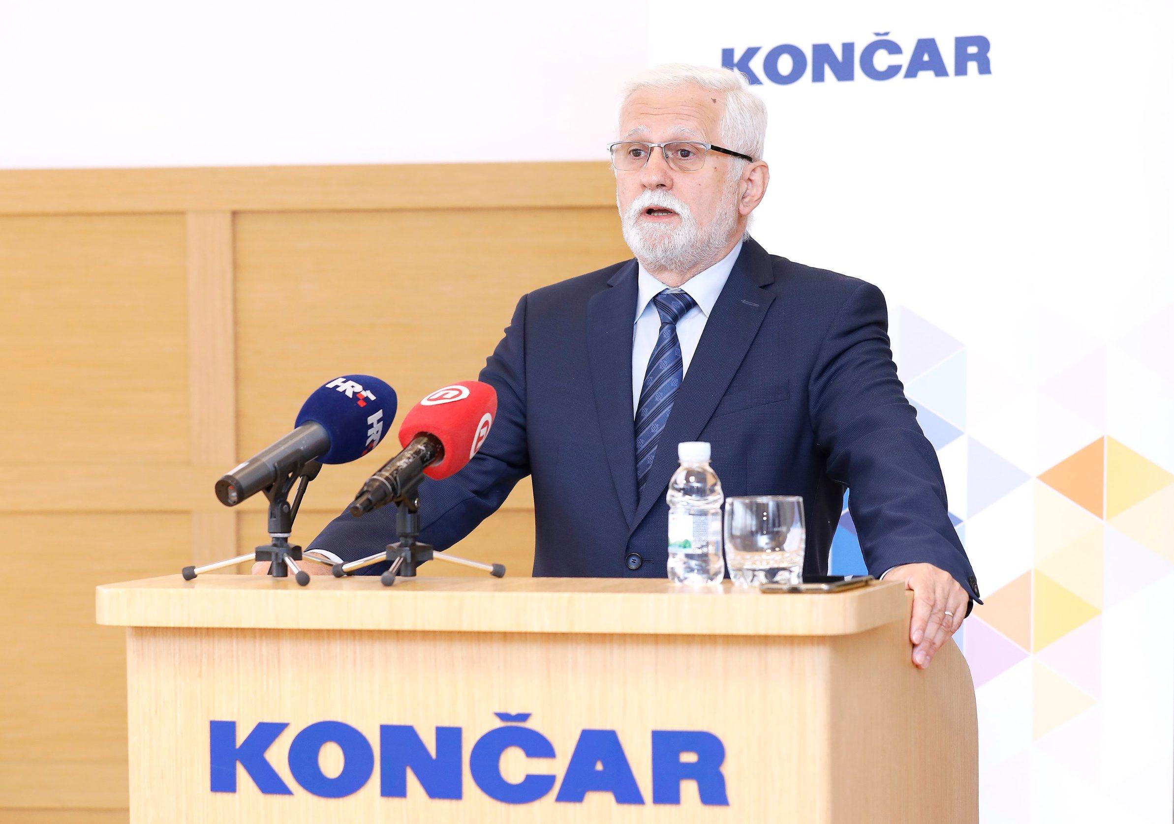 Darinko Bago, predsjednik Uprave Konrara