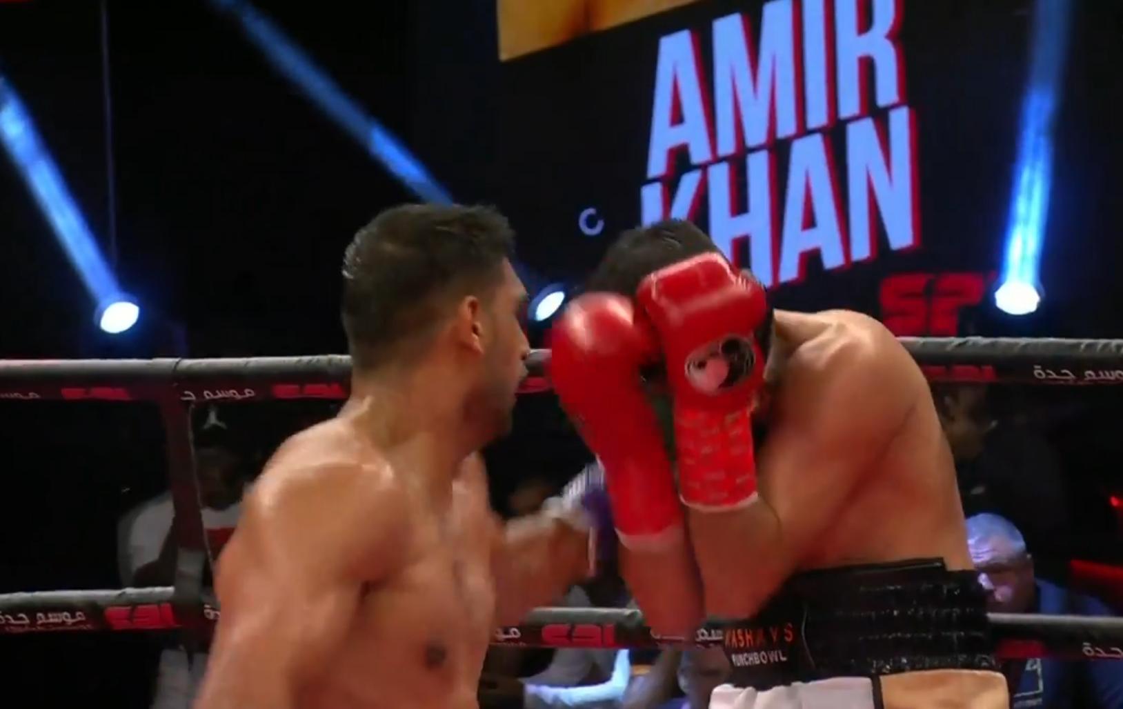 Amir Khan i Billy Dib