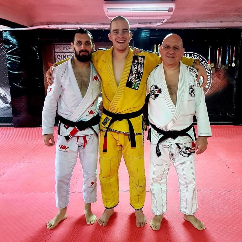 Aleksandar Miličević, Duško Todorović i Jovan Miličević