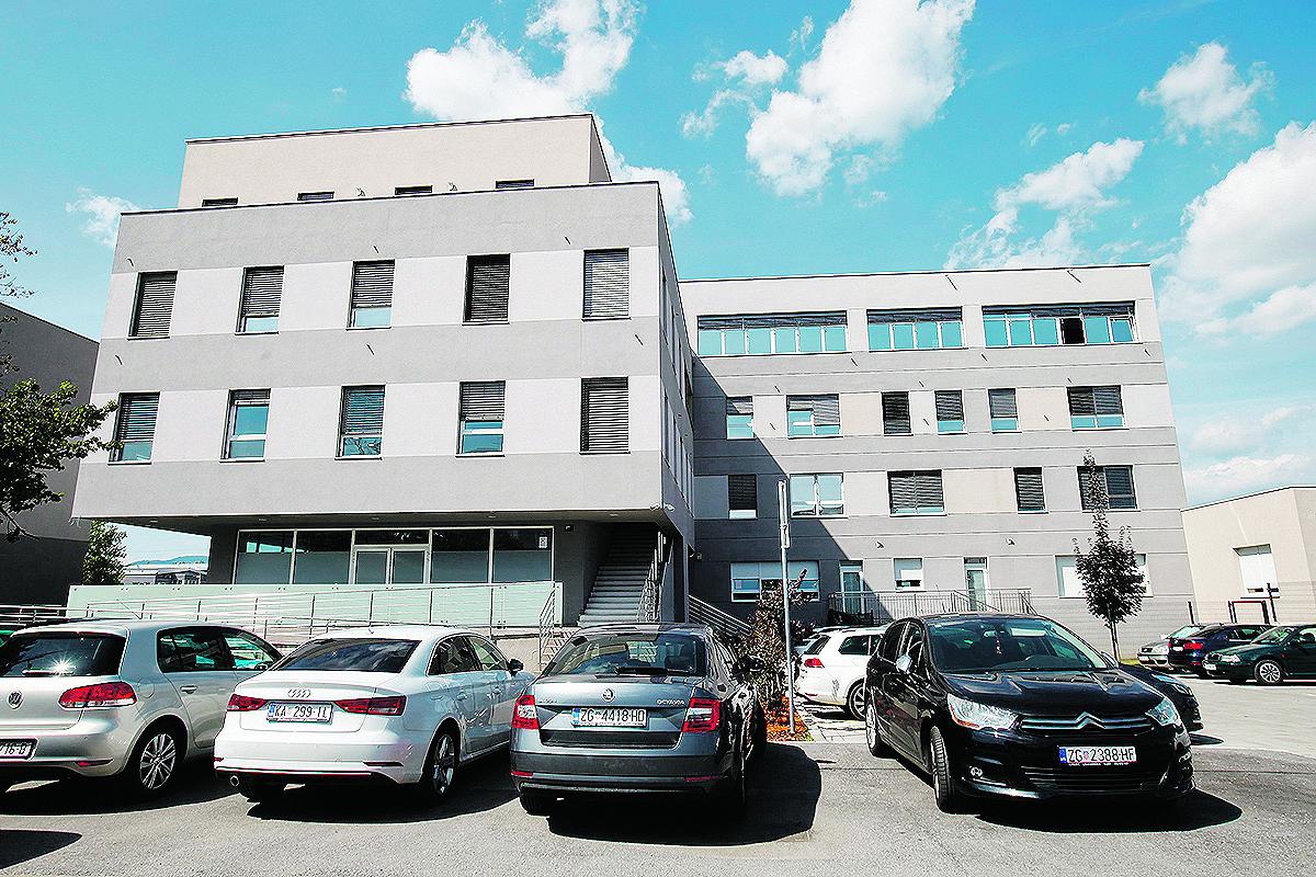 Zagreb, 110719. Sjediste tvrtke Omega software, Kamenarka 37. Foto: Zeljko Puhovski / CROPIX