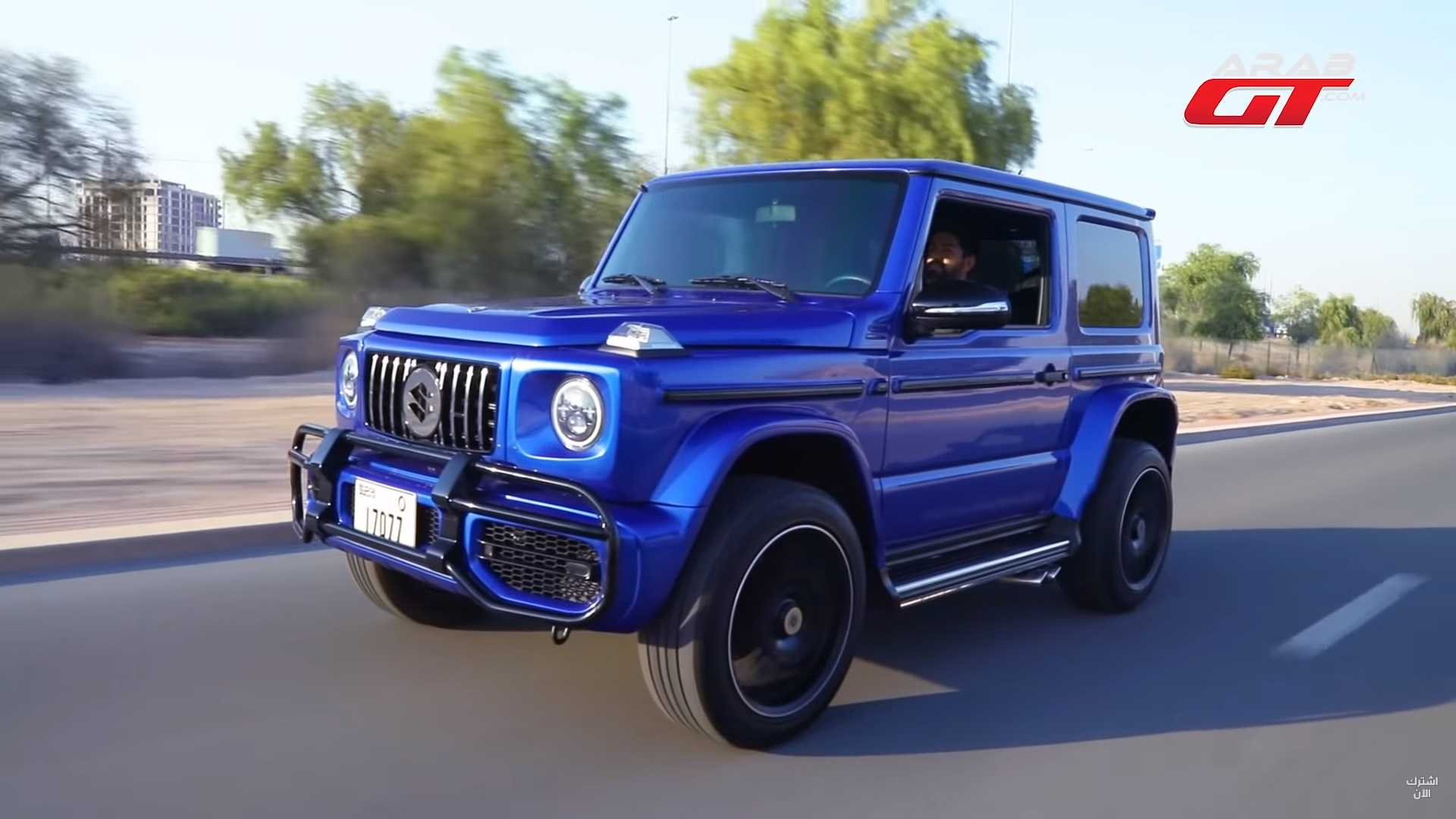 suzuki-jimny-with-mercedes-amg-g63-body-kit-by-fast-car-service-centre