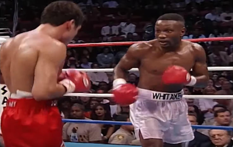 De La Hoya vs. Whitaker