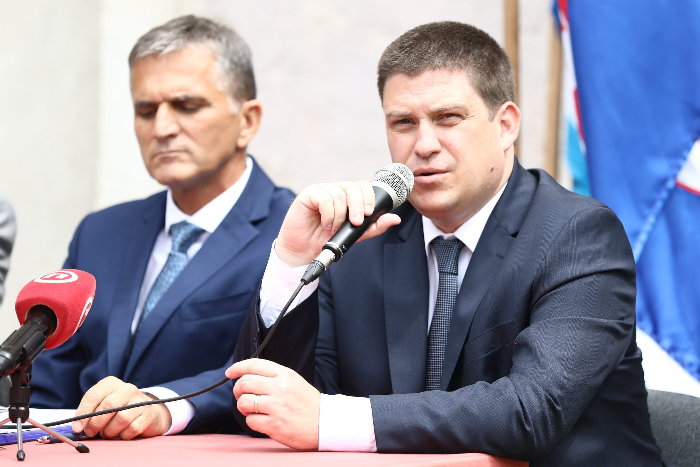 Goran Marić i Oleg Butković