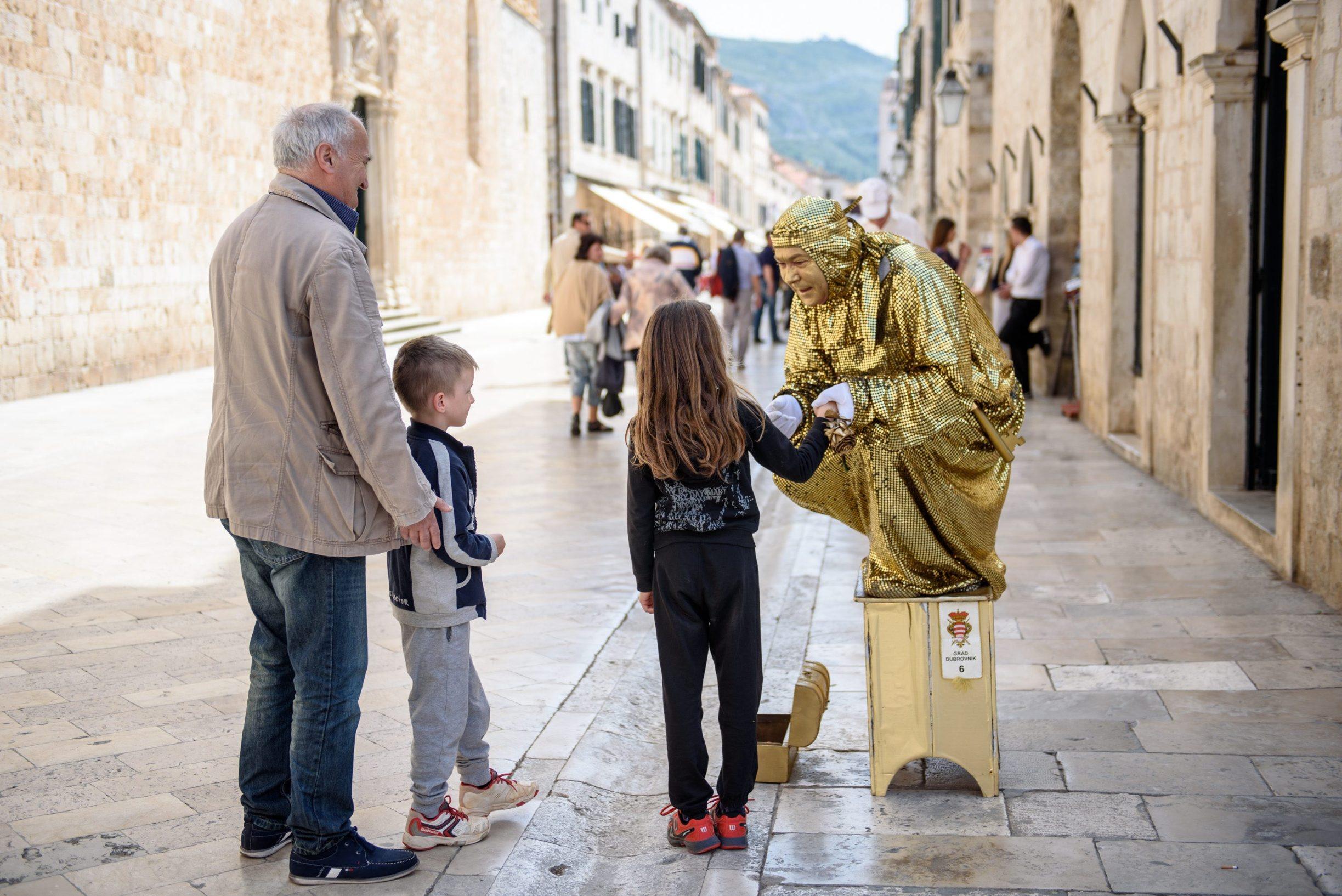 Dubrovnik, 180416. Kvaliteta turisticke predsezone u odnosu na proslu godinu. Na fotografiji: Drago Petrovic. Foto: Tonci Plazibat / CROPIX