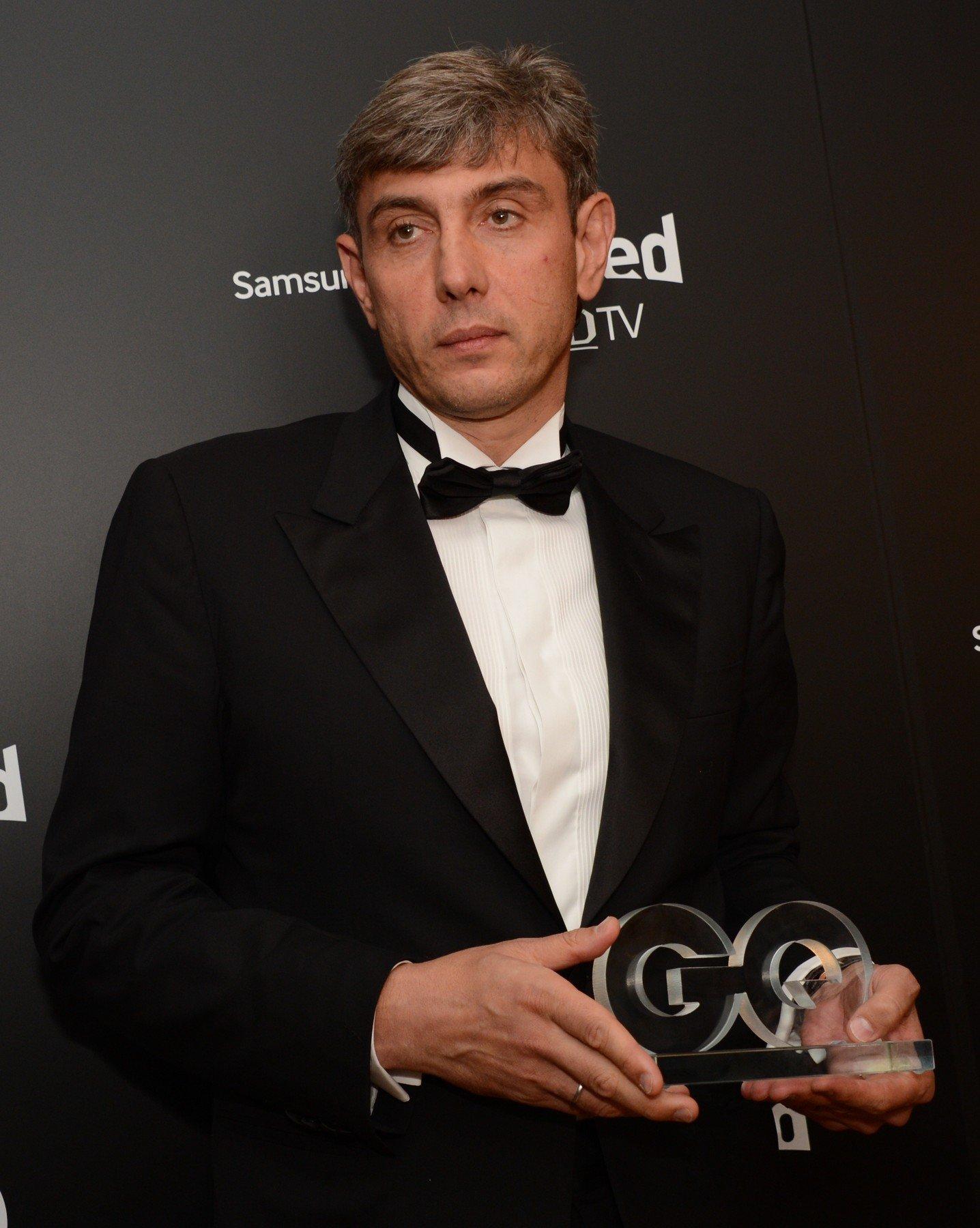 2494574 09/16/2014 Sergey Galitsky, who won in the category