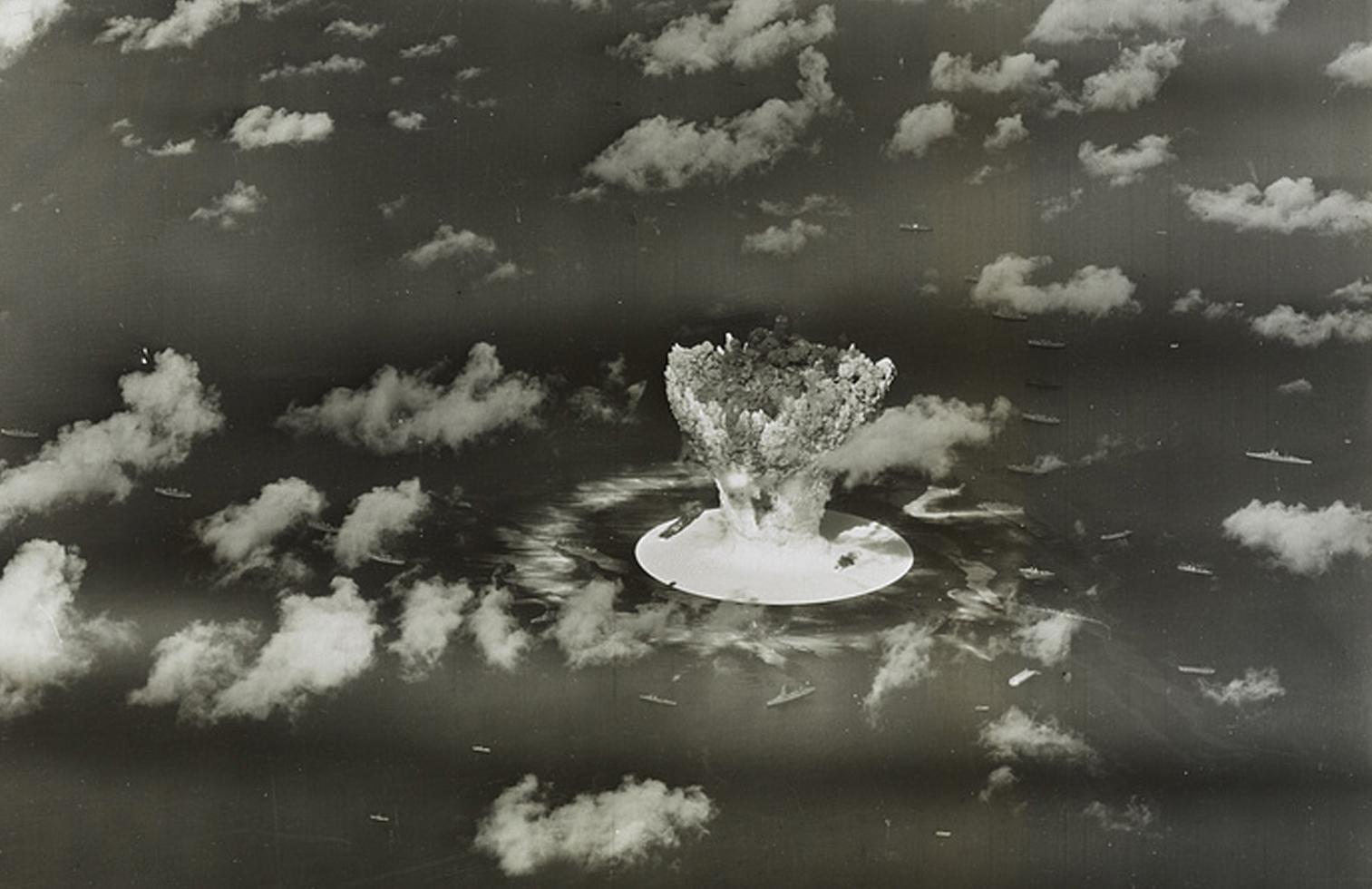 Testiranje nuklearnog oružja na atolu Bikini
