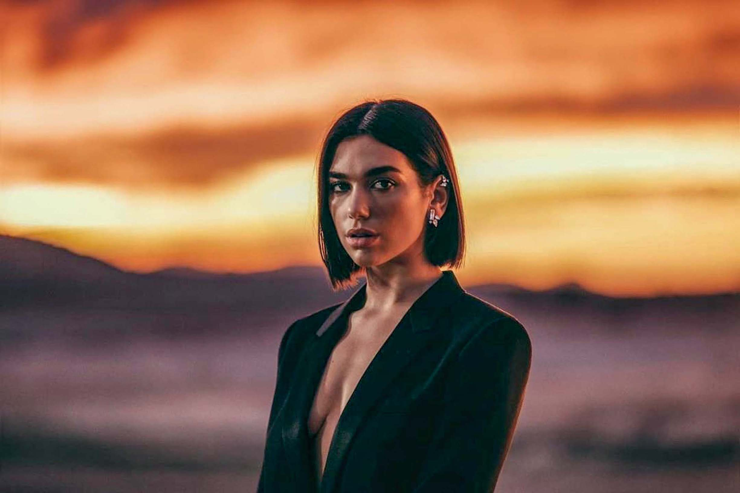 """Non Exclusive: Dua Lipa has been named the ambassador of YSL Beauté's upcoming women's fragrance.  """"I connect so much with the campaign because of its fearlessness,"""" the songstress said in a statement. """"I stand for the importance of being confident, strong and powerful, and of not compromising on who you are, what you do and what you believe in, of always being proud of the things you do, and I feel that goes down very well with the same philosophy behind Yves Saint Laurent's new fragrance.""""  """"The voice of her generation, Dua Lipa embodies the values of independence and freedom, which have always been part of Yves Saint Laurent's DNA,"""" said Stephan Bezy, international general manager of Yves Saint Laurent Beauté at L'Oréal.  London-born Lipa broke onto the scene with her eponymous first album in 2017 and now is the most streamed female artist worldwide.  -------  DISCLAIMER:  BEEM does not claim any Copyright or License in the attached material. Any downloading fees charged by BEEM are for BEEM's services only, and do not, nor are they intented to, convey to the user any Copyright or License in the material. By publshing this material, the user expressly agrees to indemnify and to hold BEEM harmless from any claims, demands, or causes of action arising out of or connected in any way with user's publication of the material., Image: 442868977, License: Rights-managed, Restrictions: MANDATORY CREDIT OR DOUBLE FEE WILL BE CHARGED, Model Release: no, Credit line: Profimedia, Beem"""