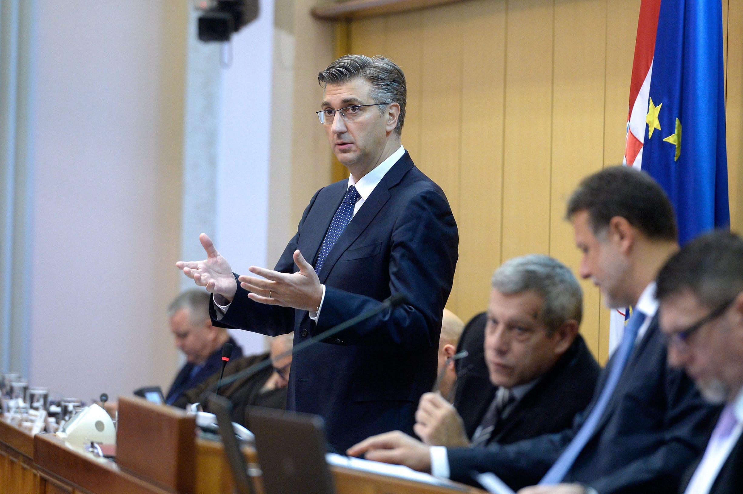 Andrej Plenković (arhiva)