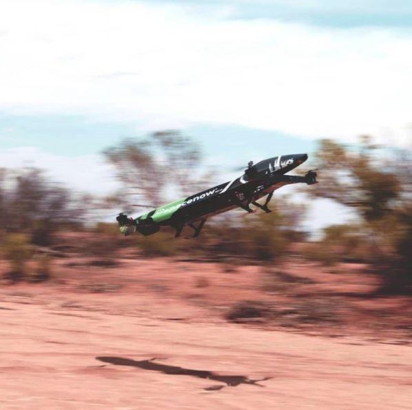 Airspeeder