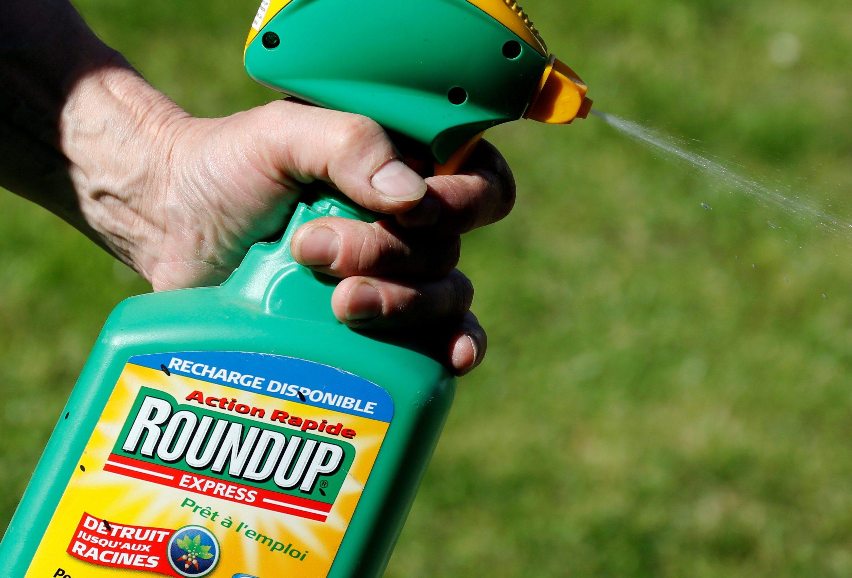 Monsantov sprej Roundup sadrži glifosat