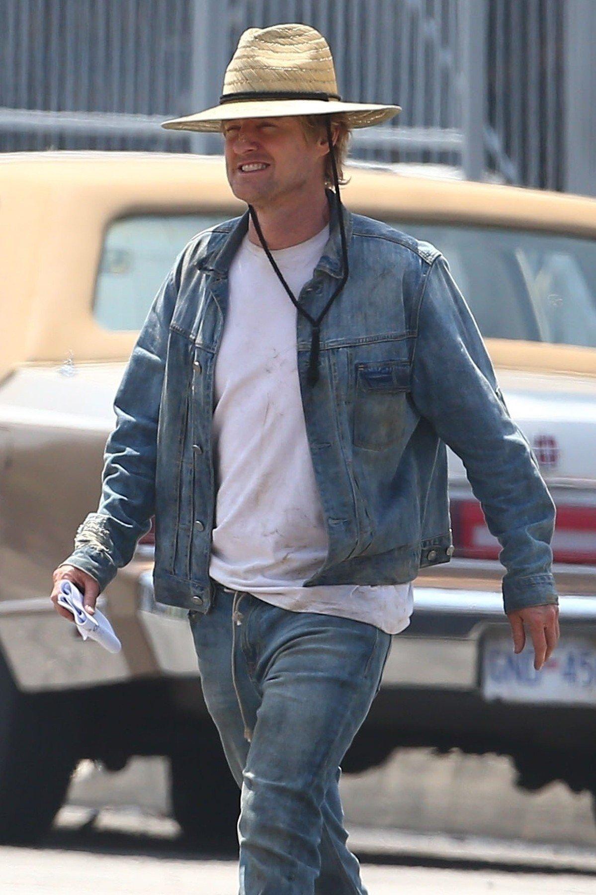 Sa snimanja filma Bliss u Los Angelesu