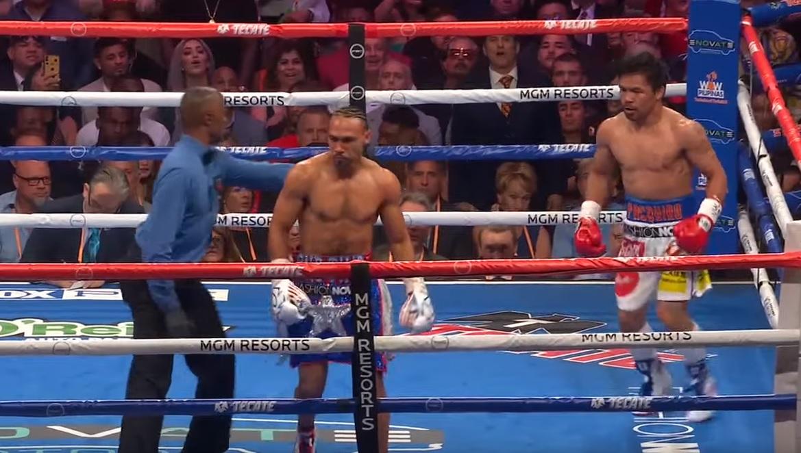 Thurman vs. Pacquiao