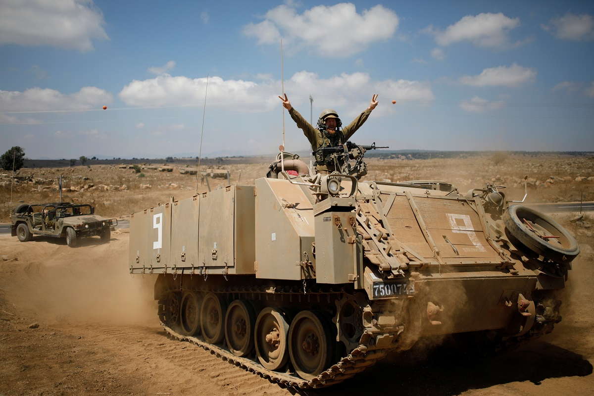 Izraelski vojnik