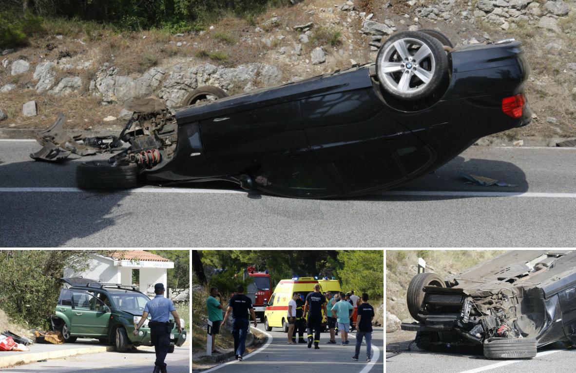 Nesreća kod Baške Vode