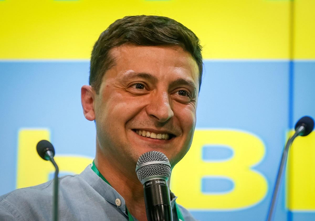 Volodmir Zelenskij