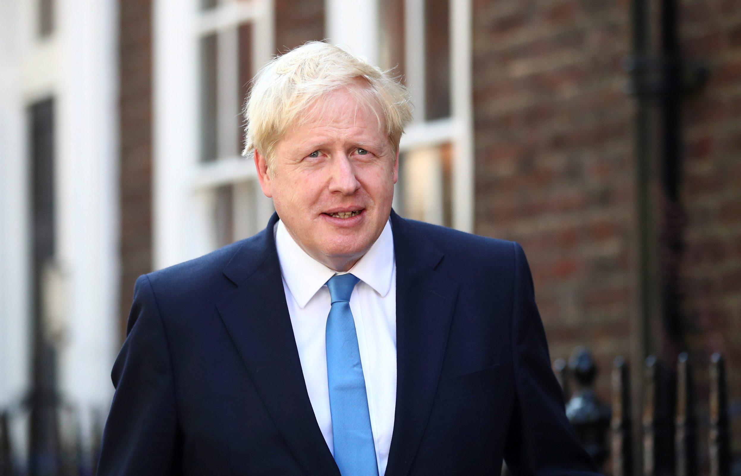 Novi premijer Ujedinjene Kraljevine Boris Johnson