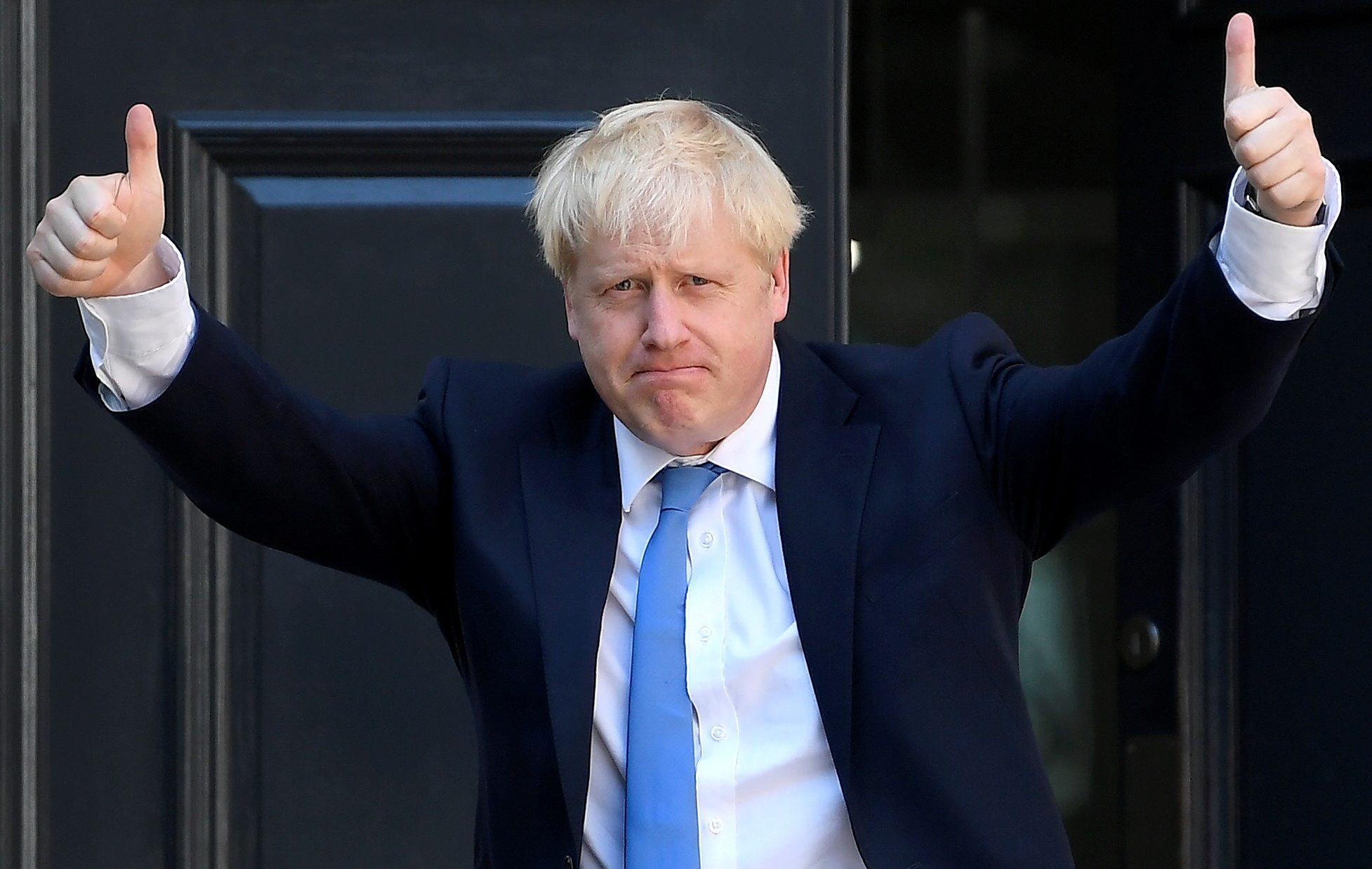 Boris Johnson (na slici) nije pretjerano zabrinut što mu parlamentarci okreću leđa