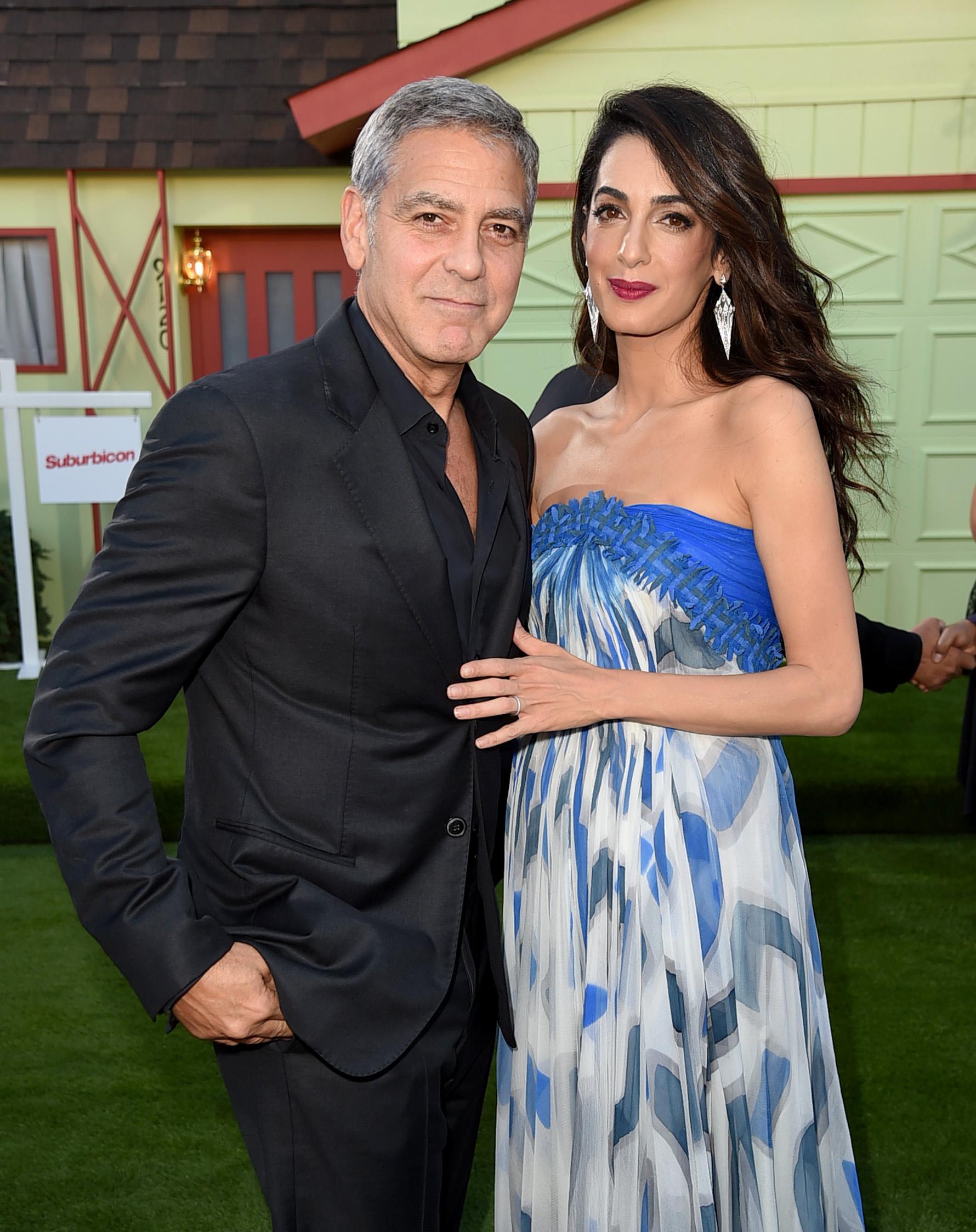 George i Amal već su donirali više od milijun dolara za oboljele od koronavirusa.