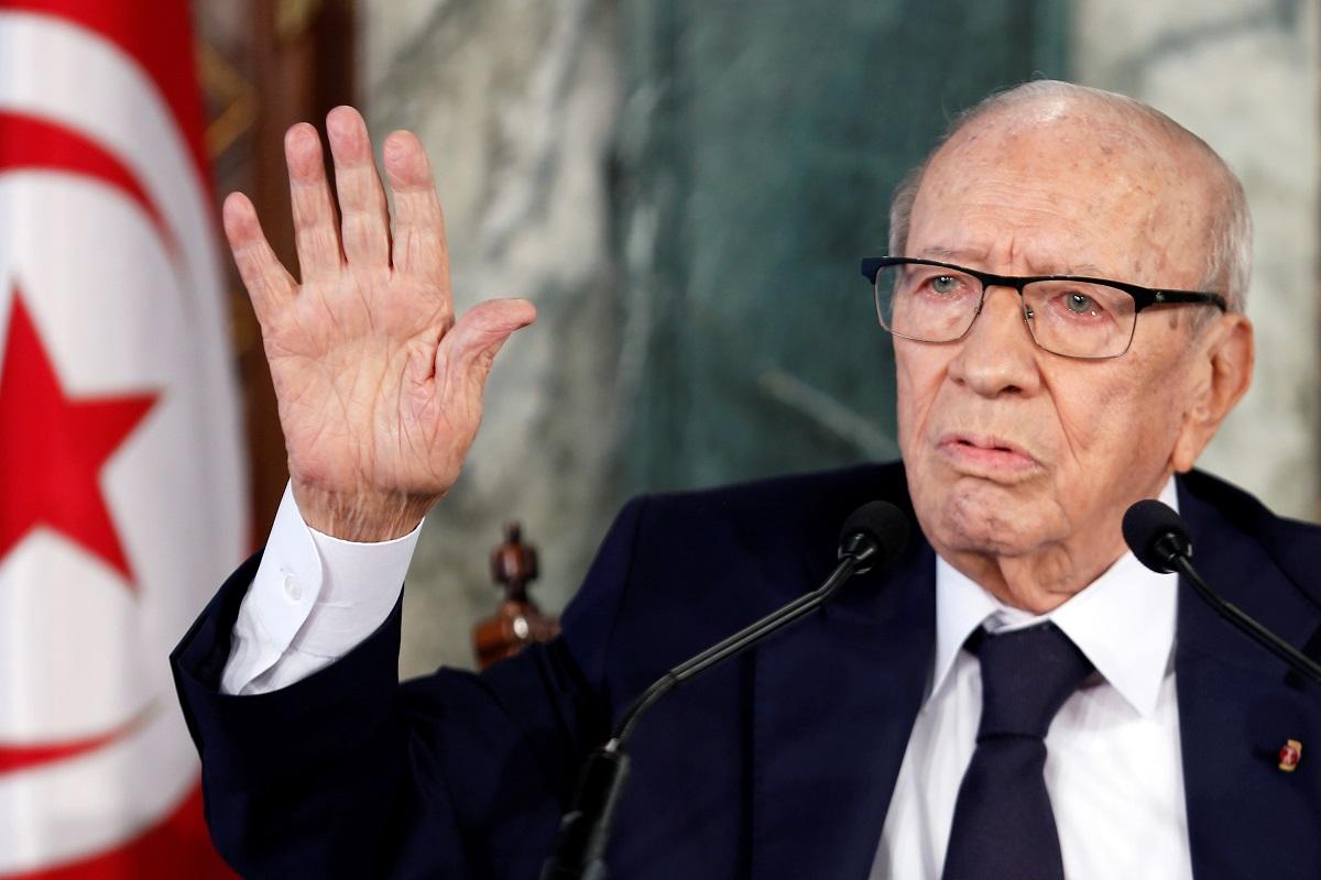 Predsjednik Tunisa Beji Caid Essebsi