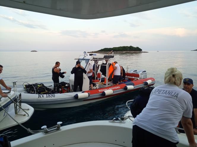 traganje za nestalim Slovencem u moru nedaleko Vrsara