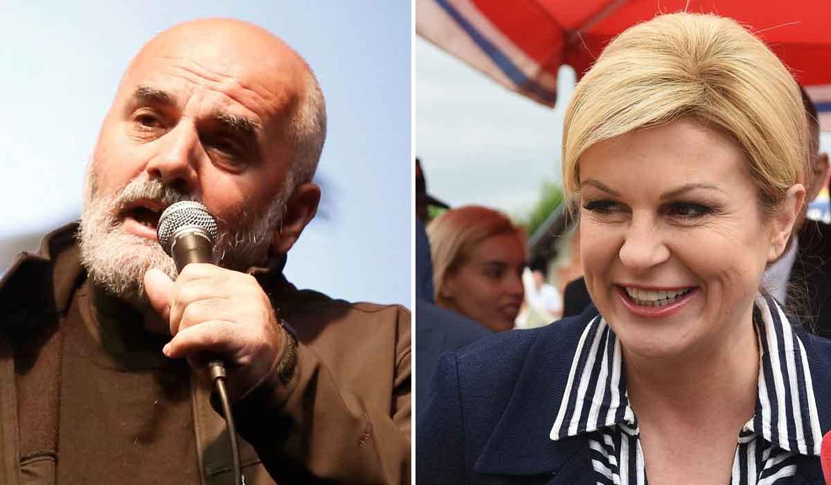 paterIvan Ike Mandurić; Kolinda Grabar-Kitarović