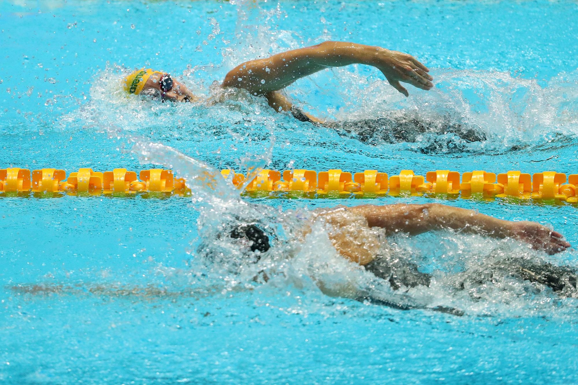 plivanje ilustracija