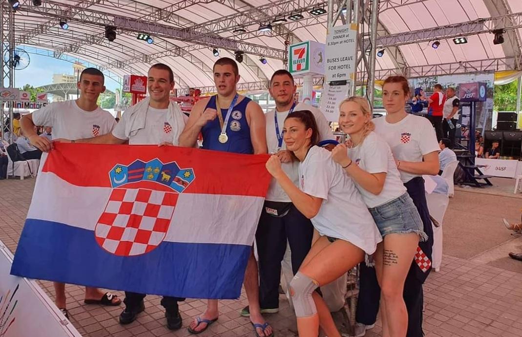 Petar Drežnjak i reprezentacija Hrvatske