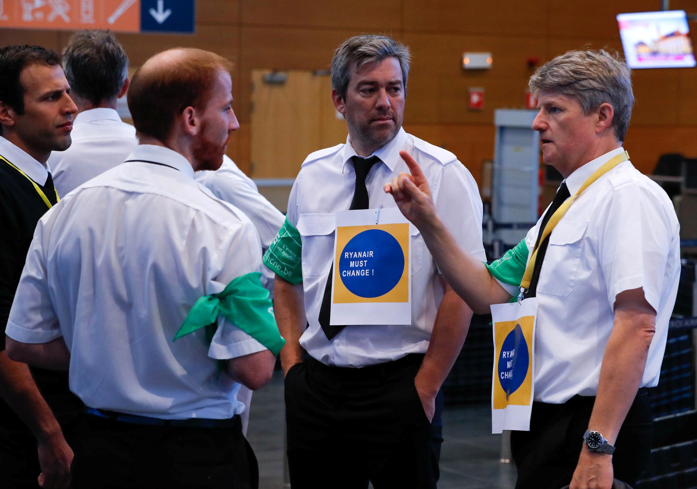 Piloti kompanije Ryanair
