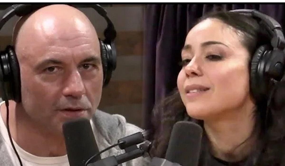 Joe Rogan i Miriam Nakamoto