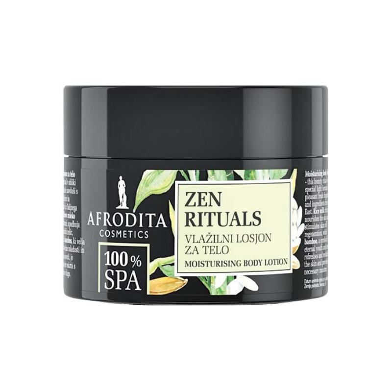 100% SPA Zen Rituals osvježavajući losion za tijelo s rižinim mlijekom i ekstraktom bambusa, 49,99 kuna