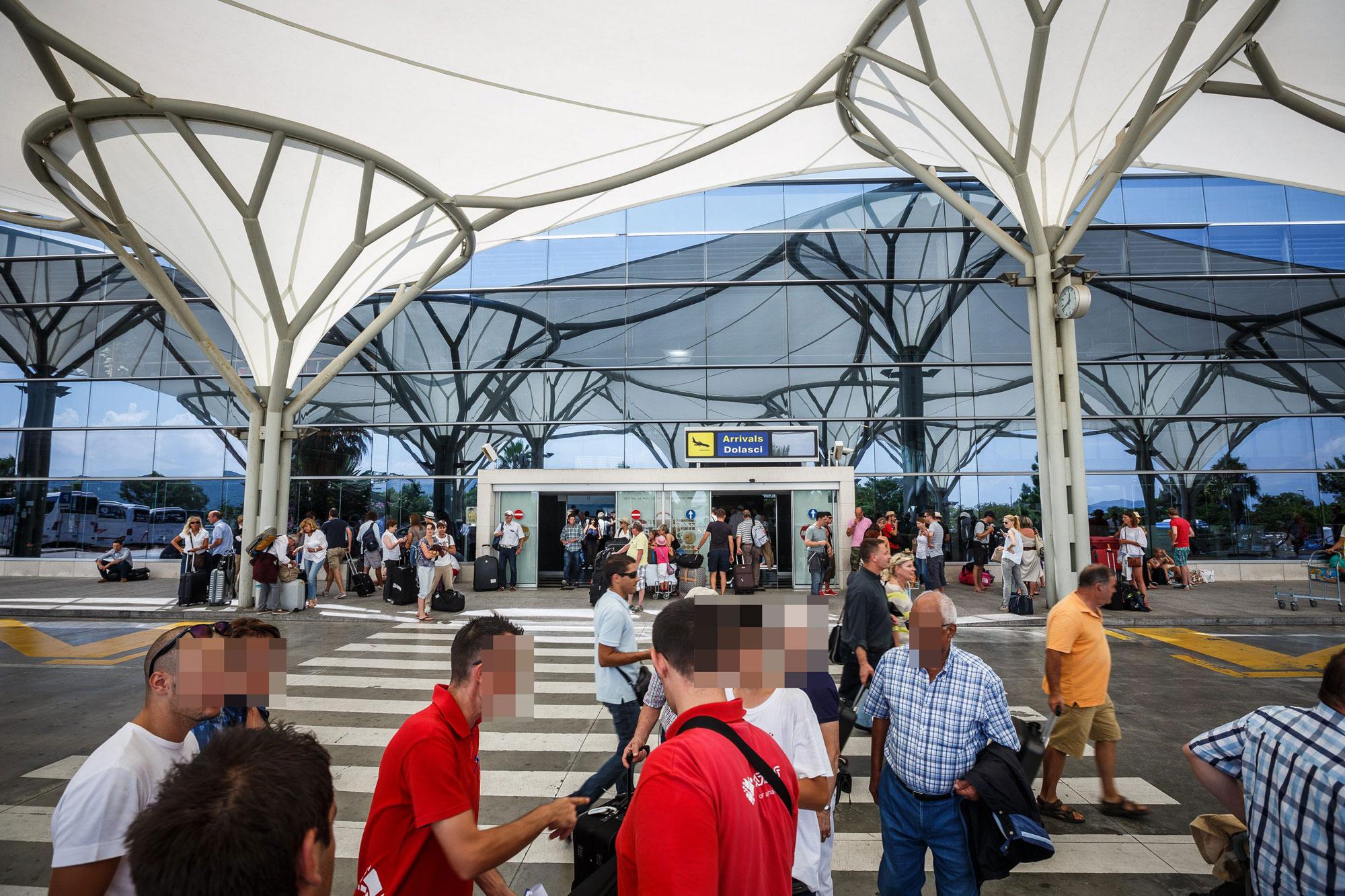 Zračna luka Resnik (ilustracija)