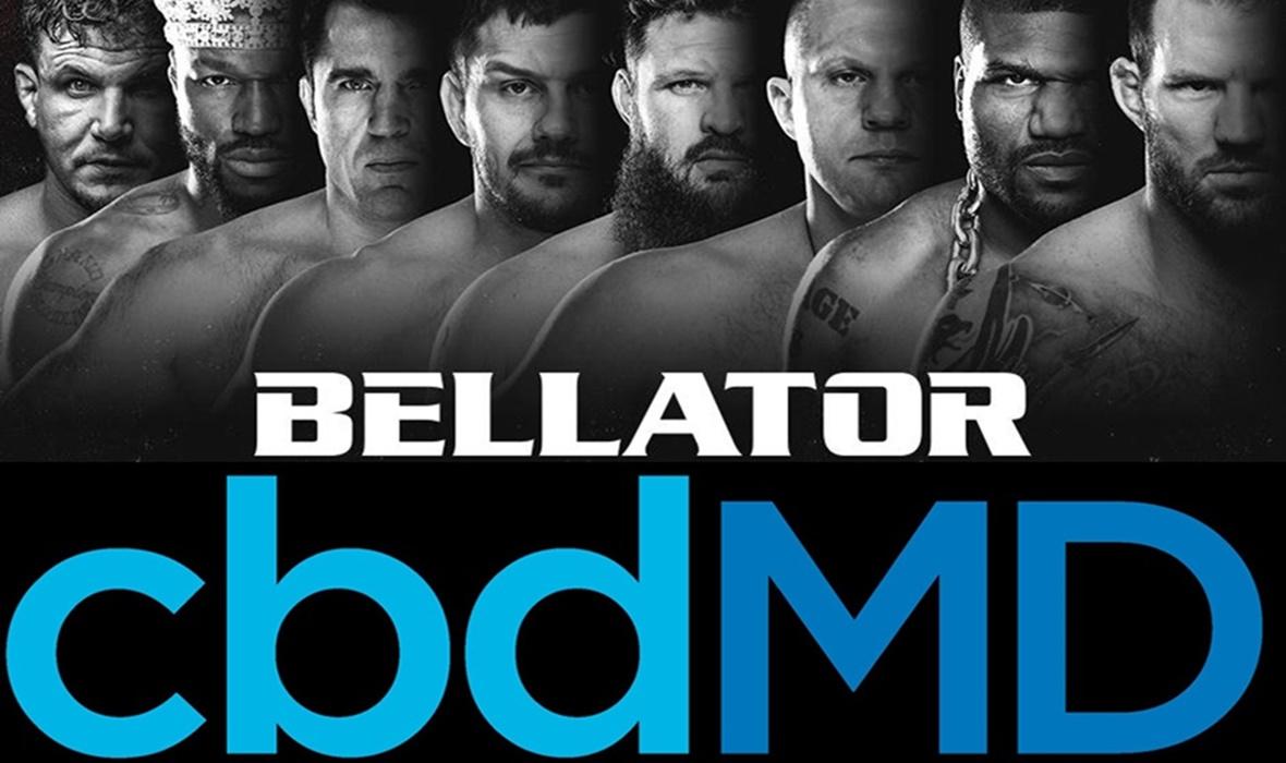 Bellator i cbdMD