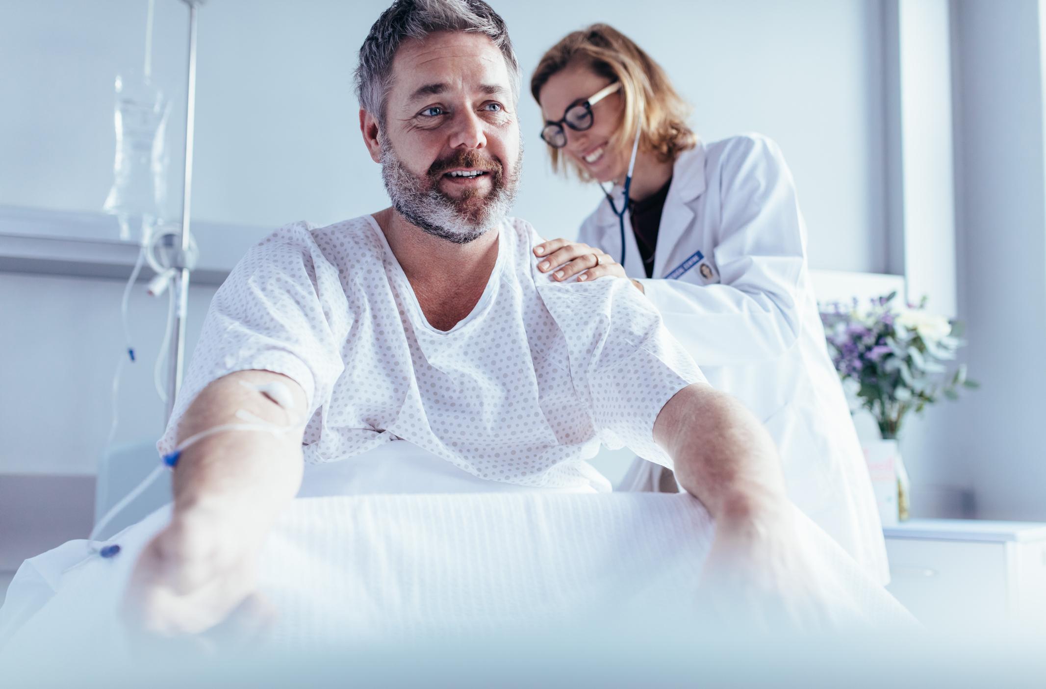 Otprilike polovica kirurških pacijenata koje je pratila ova studija imala je visok tlak, petina je patila od dijabetesa, a 13 posto od bolesti koronarnih arterija.