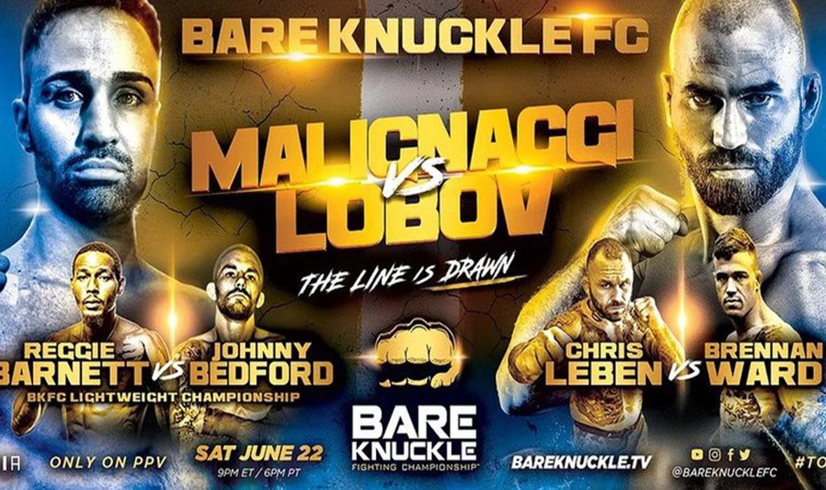 Plakat Malignaggi vs. Lobov