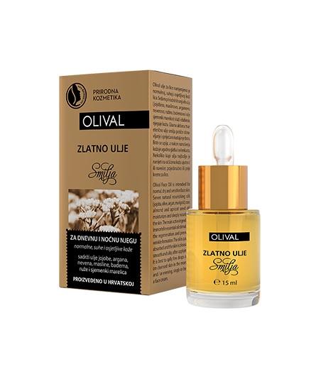 Olival Zlatno ulje smilja, 129,90 kuna