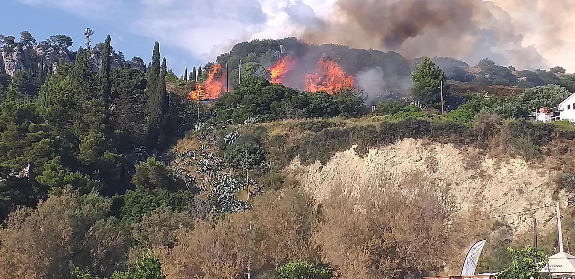 Požar Marjan