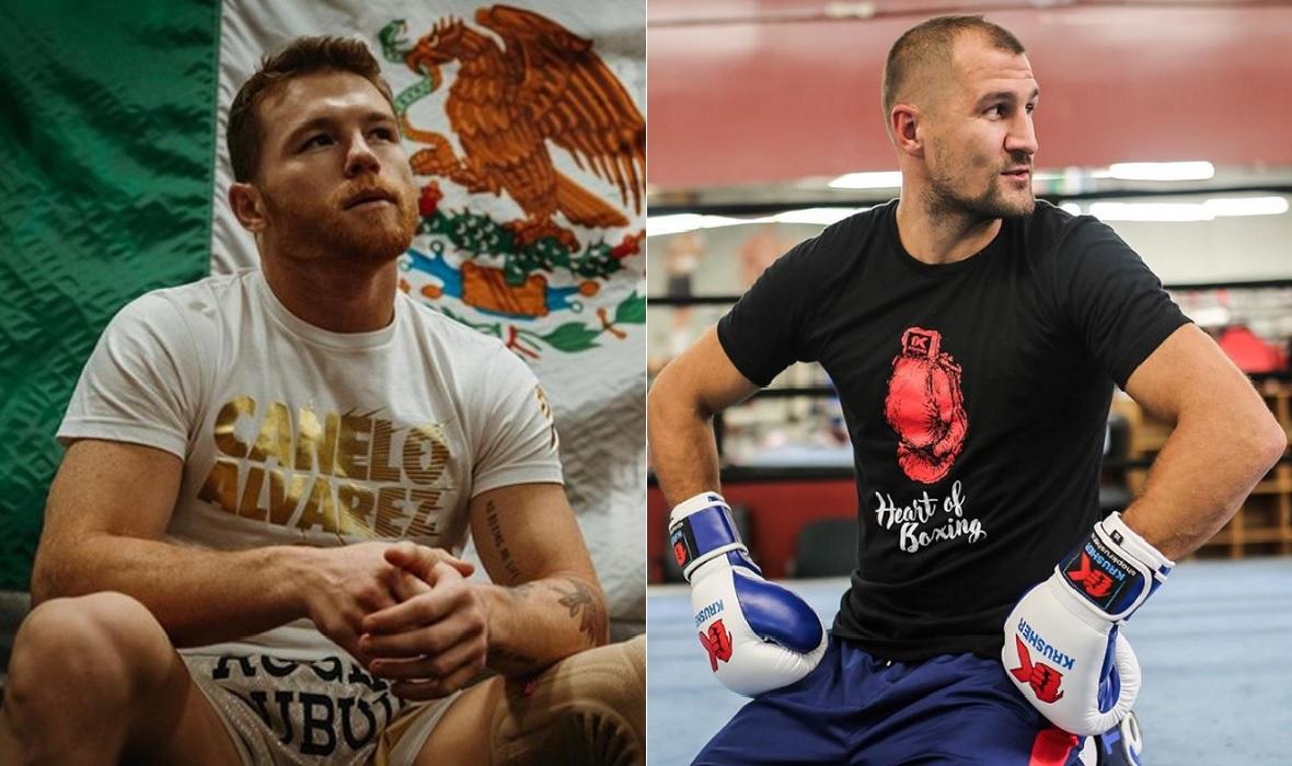 Canelo Alvarez i Sergey Kovalev