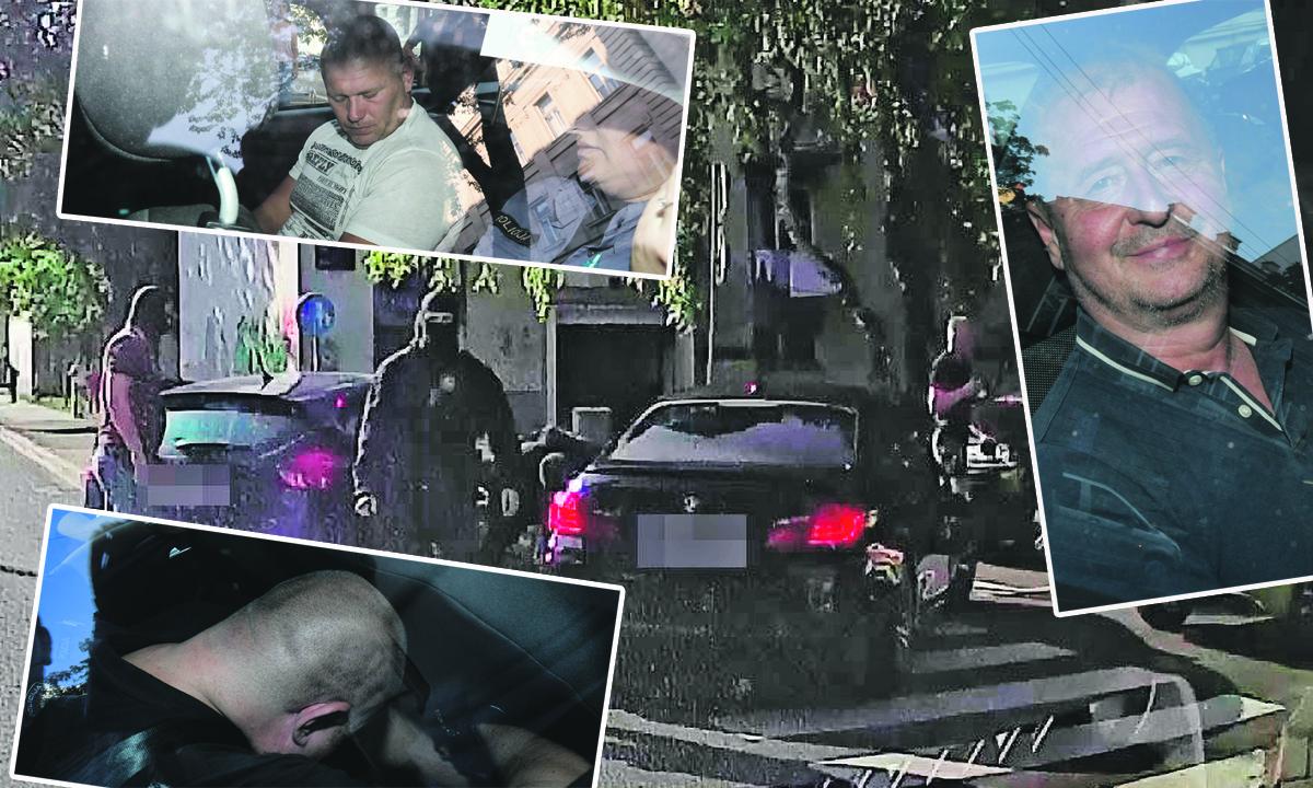 Uhićeni u velikoj policijskoj akciji