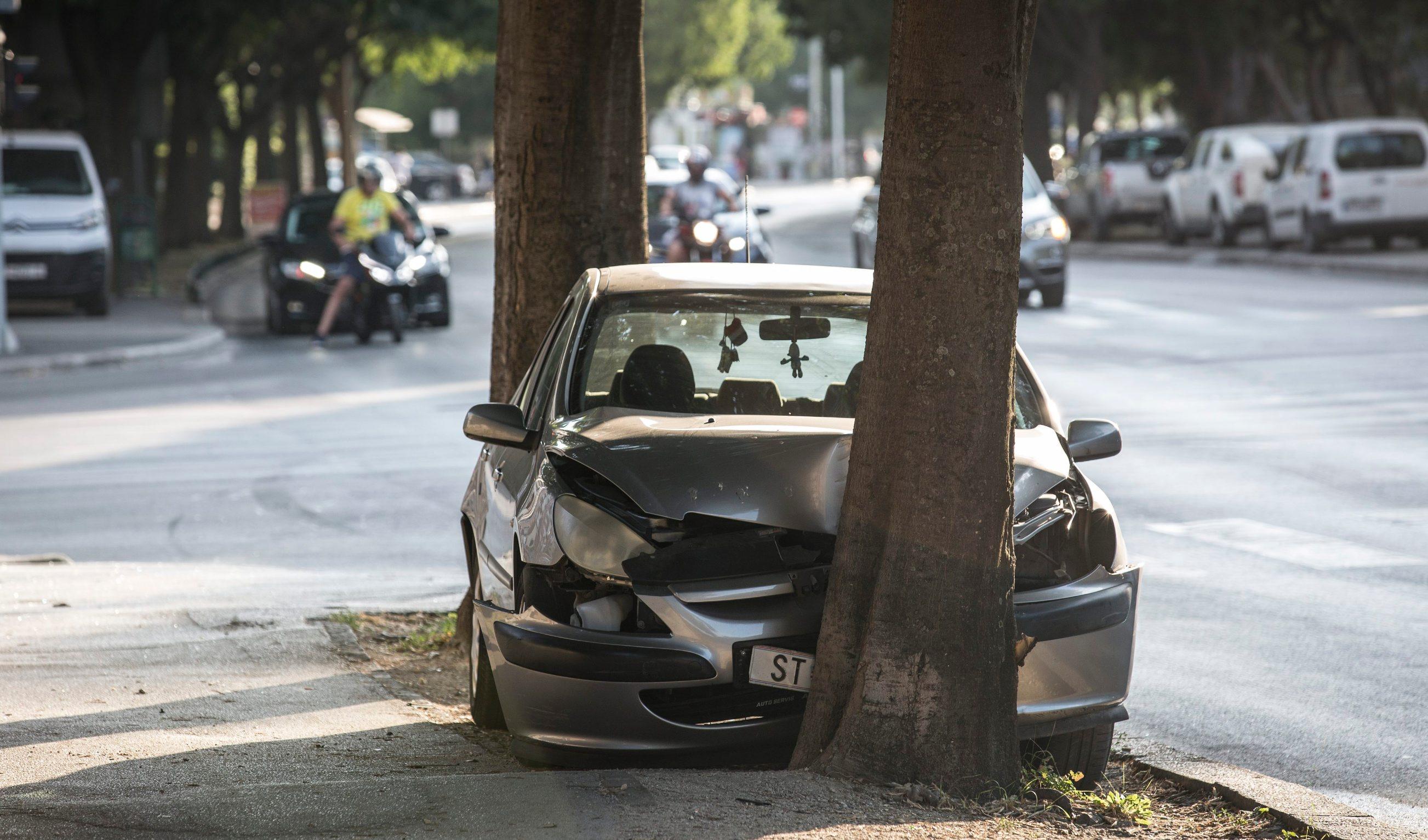 Prometna nesreća Split