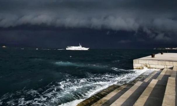 Oluja Zadar